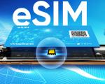 eSIM – cuộc chơi mới bắt đầu