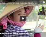 [Video] Trải nghiệm du lịch sinh thái miền Tây