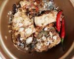 Cá nục chuối rang muối ăn không đến nỗi