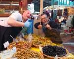 Đi chợ phiên xứ Pháp