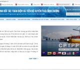 Địa chỉ tra cứu thông tin về CPTPP