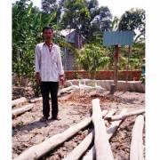 Dựng chòi nuôi vịt, một người dân bị CA huyện Bình Chánh khởi tố hình sự