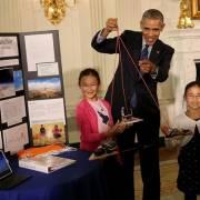 Các ngành STEM trong phát biểu của ông Obama
