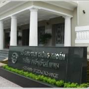 Sở Giao dịch chứng khoán Việt Nam sẽ đặt tại TPHCM