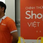Shopee chính thức hoạt động tại Việt Nam