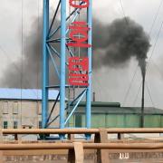 Đặt mục tiêu từ năm 2020 kiểm soát cơ bản khí thải công nghiệp