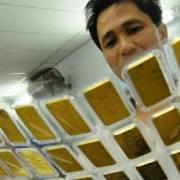 Giá vàng vọt tăng lên 42,5 triệu đồng/lượng