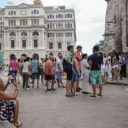 Cuba đón 1 triệu du khách quốc tế chỉ trong 2 tháng đầu năm