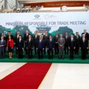 Các Bộ trưởng Thương mại thảo luận về tương lai TPP