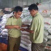 TPHCM: Bắt giữ 70 tấn đường cát nhập lậu