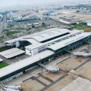 Nhiều hạng mục công trình của sân bay Tân Sơn Nhất sẽ được nâng cấp trong năm nay