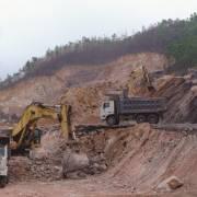 Quảng Ninh sử dụng chất thải mỏ than để san lấp mặt bằng