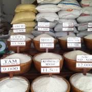 Có một thực trạng 'kỳ quái' về thị trường gạo