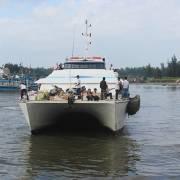 Quảng Ngãi cho phép nhận chìm 62.000m³ chất thải xuống biển