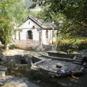 Làng cổ Zhujiayu nhớ những chiều thu xưa