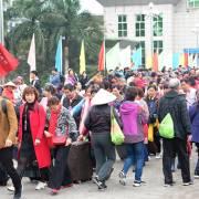 'Tour 0 đồng' lại bùng phát ở Quảng Ninh