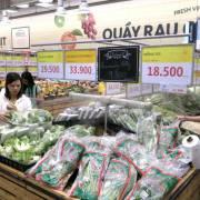 Nhà bán lẻ 'ép' tiêu chuẩn cao để có thực phẩm sạch