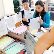 Khu vực dịch vụ có số lượng doanh nghiệp hoạt động nhiều nhất