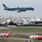Tính toán mở rộng Cảng hàng không quốc tế Tân Sơn Nhất về phía Nam