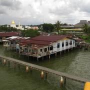 Kampong Ayer, làng nổi độc đáo xứ Brunei