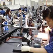 Năng suất lao động Việt Nam nằm trong nhóm thấp nhất Đông Bắc Á