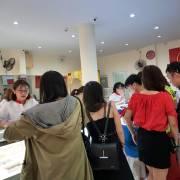 Gặp 'Người Bạn Vàng' nơi cửa chợ…