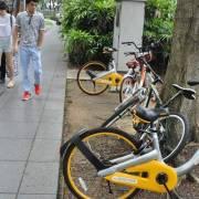 Mô hình chia sẻ xe đạp bắt đầu thấy 'khó thở'