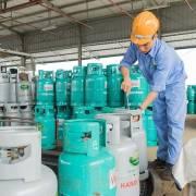 Giá gas tháng 3 tăng 17.000 đồng/bình 12kg