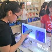 FPT Shop mở bán Huawei Nova 3i