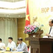 Họp báo Chính phủ: Nóng vấn đề tỷ giá, tiền ảo và hàng Trung Quốc