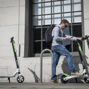 Uber thiết kế xe scooter, mở cuộc chơi mới trên thị trường hai bánh