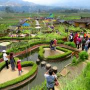 Làng Pujon Kidul hưởng trái ngọt từ phát triển du lịch
