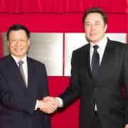 Elon Musk đẩy nhanh tiến độ xây dựng nhà máy ở Thượng Hải