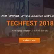 Techfest 2018: Hội tụ tại Đà Nẵng