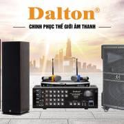 Thiết bị âm thanh cao cấp Dalton muốn vươn xa