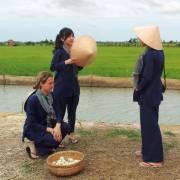 Du lịch nông nghiệp, một 'mảnh đất' hấp dẫn