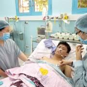 Quà năm mới cho trẻ bệnh thận giai đoạn cuối