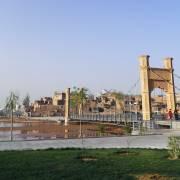 Kashgar, ngày vui chợ phiên Zengi