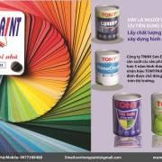 Tonypaint: Lấy chất lượng sản phẩm để xây dựng hình ảnh thương hiệu