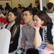 Gần 250 thanh niên tham gia sự kiện khởi nghiệp tại Hà Nội