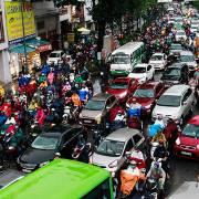 Bộ Tài chính lại tính chuyện 'thu phí khí thải'