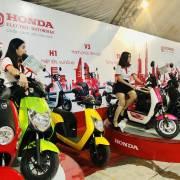 Honda Việt Nam không biết sự kiện 'xe máy điện Honda ra mắt ở TP.HCM'