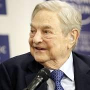 George Soros lo xung đột Mỹ-Trung 'chuyển từ lạnh sang nóng'