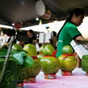 Trái cây ngày giáp tết – bắt đầu tăng giá mạnh