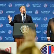 Thượng đỉnh Mỹ – Triều đã 'không đạt được thỏa thuận nào'
