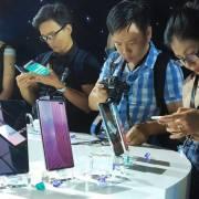 Samsung Galaxy S10 xuất hiện tại Việt Nam