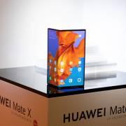Huawei 'trình làng' dòng điện thoại thông minh 5G mới