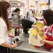 Doanh thu bán lẻ hàng hóa giảm 3,4%