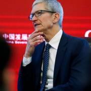 CEO Apple Tim Cook lạc quan về kết quả đàm phán thương mại Mỹ-Trung