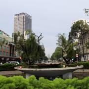 TP.HCM xây lại đài phun nước trên phố đi bộ Nguyễn Huệ